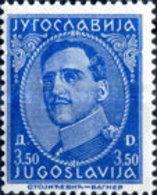 USED  STAMPS Yugoslavia - King Alexander - New Values  -  1934 - 1931-1941 Kingdom Of Yugoslavia