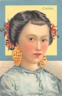 ¤¤  -    CHINE   -   Femme Chinoise  -  Illustrateur      -  ¤¤ - China