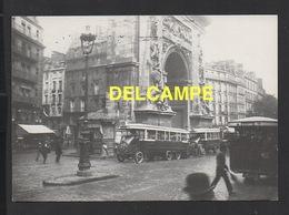 DF / AUTOMOBILES / BUS ET AUTOCARS / AUTOBUS PARISIENS SCHNEIDER H (1923) - Buses & Coaches