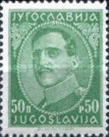 USED  STAMPS Yugoslavia - King Alexander -  1931 - 1931-1941 Kingdom Of Yugoslavia