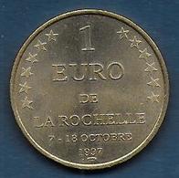 LA ROCHELLE - Pièce De 1 Euro  1997 - Euros Of The Cities