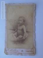 D163313  Old Photo - CDV  - Atelier MILDNER  Temesvár - 1897 - Anonieme Personen