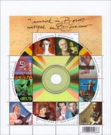 Belgium BL 163**  Musique  Année 2008 - Blocks & Sheetlets 1962-....