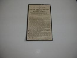 Jules Verschelden (Vlamertinge 1877-Ieper 1935);Buseyne - Devotieprenten