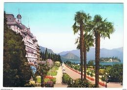 STRESA (NO):  GRAND  HOTEL  ET  DES  ILES  BORROMEES  -  FG - Alberghi & Ristoranti