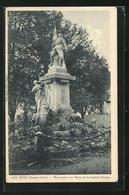 CPA Les Mees, Monument Aux Morts De La Grande Guerre - Zonder Classificatie