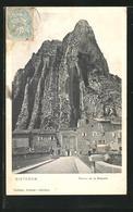 CPA Sisteron, Rocher De La Beaume - Sisteron