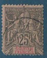 Soudan Yvert N° 10 - Soudan (1894-1902)
