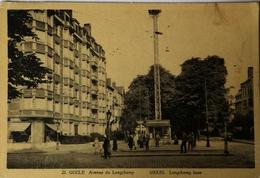 Uccle (Bruxelles) Avenue Du Longchamp (animee) 19?? - Ukkel - Uccle