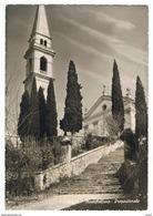 MONTEBELLUNA (TV):  LA  PREPOSITORALE   -  PIEGA  D' ANGOLO  -  FOTO  -  FG - Kirchen Und Klöster
