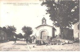 FR43 LA CHAISE DIEU - Chapelle De ND Des Voyageurs - Arbre Remontant à SULLY - Animée - Belle - France