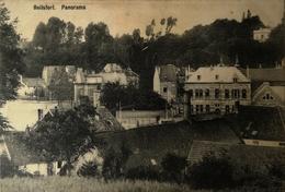 Boitsfort (Bruxelles) Panorama 1918 - Watermaal-Bosvoorde - Watermael-Boitsfort