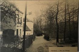 Boitsfort (Bruxelles) Rue De L Etang (Laiterie) 19?? Tres Rare - Watermael-Boitsfort - Watermaal-Bosvoorde