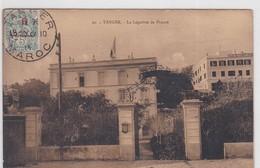 CP - W T. Surch. OBL. TANGER 1914 (non Circulé) - Morocco (1891-1956)