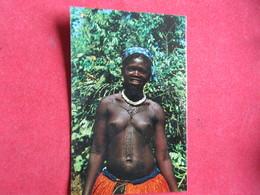 Guinea - Guiné Portuguesa - Campune Tatuada - Bijagó - Guinea-Bissau