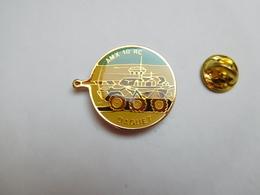 Beau Pin's , Armée Militaire , Opération Daguet , Char AMX  10 RC , Blindé - Militaria
