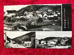 Luxembourg Lellingen - Postkaarten
