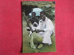Guinea - Guiné Portuguesa - Tocador De Korá - Mandinga - Fulacunda - Guinea-Bissau