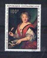 Centrafrique. Poste Aérienne. Prélude à L'exposition Philexfrance. Madame De Sévigné - Centrafricaine (République)