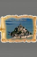 CPM Le Mont-Saint-Michel - Parchemin - Le Mont Saint Michel