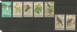 Jamaica - 1989 Tennis & Birds MNH **   SG 461 & 467-72 - Jamaica (1962-...)