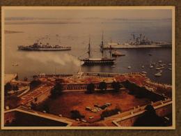 BOSTON USA USS CONSTITUTION ETC - Warships