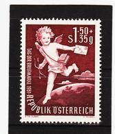 LAK562 ÖSTERREICH 1952 Michl 972 TAG Der BRIEFMARKE  ** Postfrisch Siehe ABBILDUNG - 1945-60 Ungebraucht