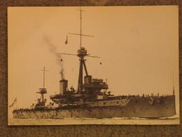 HMS DREADNOUGHT, BATTLESHIP - Warships