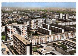 CPSM Epinay 93 Seine Saint Denis En Avion Au Dessus De Nouvelle Cité Orgemont  Vue Aérienne éditeur Lapie N°1 - Autres Communes
