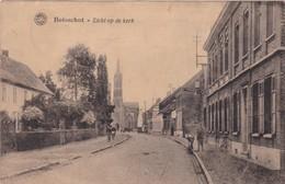 Booischot, Boisschot, Zicht Op De Kerk, 2 Scans, - Belgique