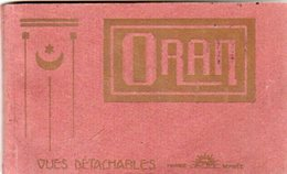 Algérie,Carnet De 20 Cpa Sur Oran - Oran