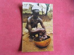 Guinea - Guiné Portuguesa - Banho Do Menino - Fulacunda - Guinea-Bissau