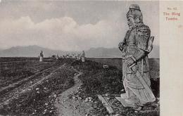 ¤¤  -    CHINE   -   The MING Tombs     -  ¤¤ - China