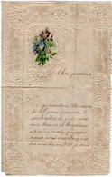 VP14.771 - PRINQUIAU 1909 - Lettre Canivet & Découpis De Mr Ernest GUILLO - Manuscrits