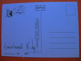 No.91.BERNARD VEYRI - Pavillon Des Fous - Slobodan MILOSEVIC - Purification Ethnique.Autograph - Veyri, Bernard