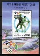 Korea 1998 Corea / Olympics Sydney 2000 MNH Juegos Olímpicos Sidney / Cu12627  40-25 - Verano 2000: Sydney