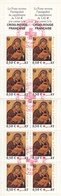 Frankrijk P.Z.B. Mi 3866 Rode Kruis Gestempeld Fine Used Booklet - Postzegelboekjes