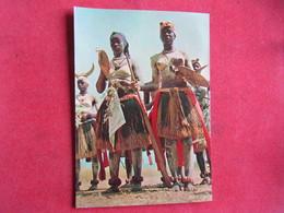 Guinea - Guiné Portuguesa - Folclore - Guinea-Bissau