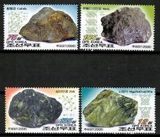 Korea 2008 Corea / Minerals Geology MNH Minerales Mineralien / Cu12602  40 - Minerales