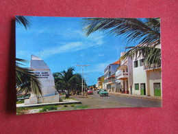 Guinea - Guiné Portuguesa - Avenida Marginal - Bissau - Guinea-Bissau
