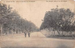 ¤¤  -    CHINE   -  Arsenal De L'Est  -  Allée Du Quartier Du 16e Colonial  -  East Arsenal - Alley Of The 16th Colonial - China