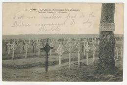 62 - Vimy -          Le Cimetière Britannique De La Chaudière - Francia