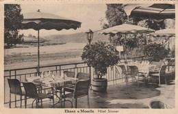 EHNEN SUR MOSELLE HOTEL SIMMER - Postkaarten