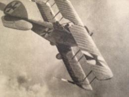LUFTKAMPF AN DER WESTFRONT - PROFESSOR ZENO DIEMER - NOTHILFE D.O.B. - Weltkrieg 1914-18