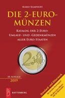 Die 2-Euro-Münzen - Katalog Der 2-Euro-Umlauf- Und -Sondermünzen Aller Eurostaaten - Books & Software