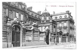 Lille (Nord) Banque De France - Lille