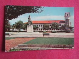 Guinea - Guiné Portuguesa - Monumento A Diogo Gomes E Edificio Das Alfândegas - Bissau - Guinea-Bissau