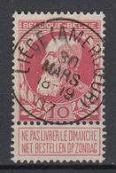 BELGIË - OPB - 1905 - Nr 74 (LIEGE (AMERCOEUR)) - 1905 Grosse Barbe