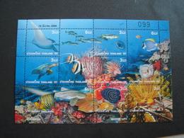 THAILAND MINT  SHEET FISH FISHES ANEMONE FISH - Baleines