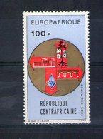 Centrafrique. Poste Aérienne. Europafrique - Centrafricaine (République)